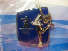 LOT of 50 Pin - Vancouver 2010 Olympics - Silhouette Figure Skating Pin