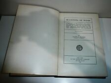 SEASONING OF WOOD BY JOSEPH B. WAGNER DATED 1917 ILLUSTRATED THROUGHOUT