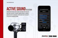 Audi SQ5 A6 A7 3.0 Bi-TDI Milltek Sport Exhaust Active Sound Control Bluetooth