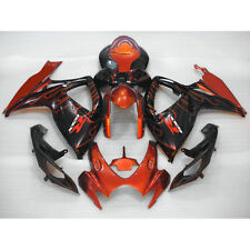 Stone New Painted ABS Bodywork Fairing For Suzuki GSX R 600 750 K6 2006 2007 (K)