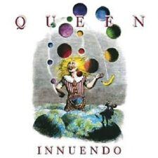 "QUEEN ""INNUENDO"" 2 CD DELUXE VERSION REMASTERED NEU"