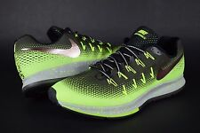 NEW Mens NIKE Air Zoom Pegasus 33 Shield 849564 300 Volt sz 10 sneakers