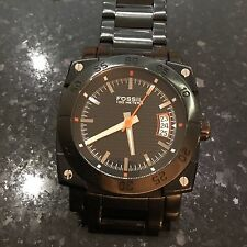Fossil Watch Mens - AM4038 - Slight Use - Mint Condition
