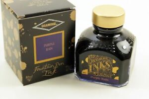 DIAMINE Zwei Farben Tinte Purple Rain Tinten-Fass Flacon Special Edition Neu