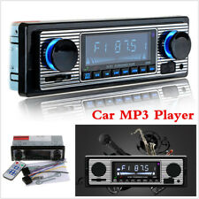 Car In-dash MP3 Stereo Radio Bluetooth Player FM USB/SD/AUX & Remote 4-CH Output