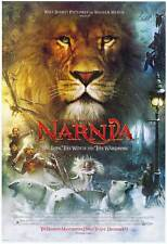 CHRONICLES OF NARNIA: THE LION THE WITCH AND THE WARDROBE Movie POSTER 27x40