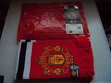 Bufanda Manchester United con ticket, bolsa de la comunidad FA Shield 7 de agosto 2016