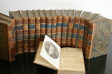 1798 to 1808 - THEATER IFFLAND GERMAN DRAMATIC WORKS 17 VOLS