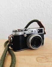 Fujifilm Finepix X100 Silver 12.3MP Digital Camera