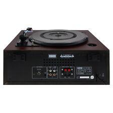 Teac MC-D800 Turntable/CD/FM/BT/USB/Stream Player HiFi Audio System All in One