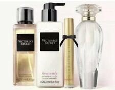Victoria's Secret HEAVENLY Eau de Parfum (1.7 fl. oz)+Rollerball+Mist+Lotion Set
