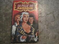 Claude FERNY: la fille de Mandrin.  couverture Jef de Wulf