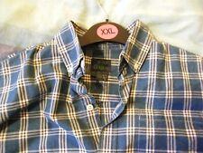 Mini Boden Boys Checked Shirt 9/10 Years