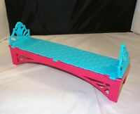 Mattel Barbie Glam Blue & Pink Double Folding Bed
