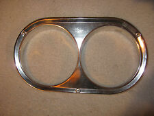 NOS Mopar 1960-62 Plymouth Valiant Left Head Light Bezel