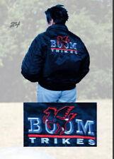 BOOM Trike Bomber Jacke  Größe L Gesticktes Logo