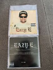 EAZY-E ETERNAL E AND FEATURING CD AND DVD N.W.A.