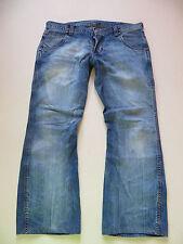 Wrangler shatkey Bootcut Jeans pantalon, w 38/L 30, vintage x-Low Denim, oiseau rare.