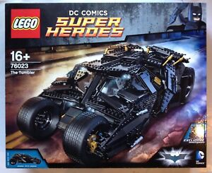 LEGO 76023 DC Comics THE TUMBLER Batman The Dark Knight Brand new factory sealed