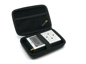 RF Explorer Spectrum Analyzer with Blue EVA Carrying Case