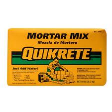 Quikrete  Mortar Mix  80 lb.