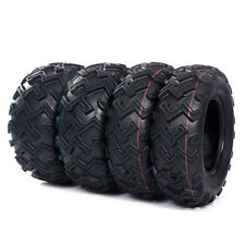 4 New ATV Tires AT 25x8-12 Front & 25x10-12 Rear /6PR P306 Factory Direct