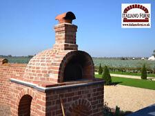 Wood Fired Pizza Oven Delux Kit ItalianoForni - UK's No1 Seller
