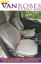 Ford Transit Courier (2015 on). Tailored Seat Covers. With Free Embroidery.