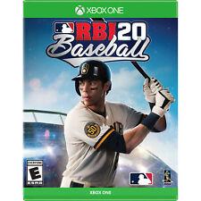 R.B.I. Baseball 20 (Xbox One, 2020)