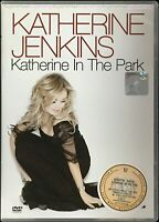 KATHERINE JENKINS Katherine In The Park 2007 MALAYSIA DVD RARE NEW FREE SHIPMENT