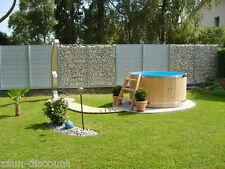 Doppelstabmatten 70m 630mm Mattenzaun Gittermatten Stahlgitterzaun Metallzaun