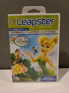 Leap Frog Leapster Learning Game:  Disney Fairies