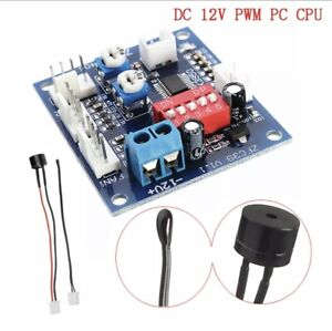FAST SHIPPING DC12V PWM Control Speed Controller Module Ant miner Fan Controller