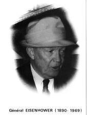 WW2 - CP  - Portrait du Général EISENHOWER (1890 - 1969)