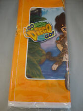 GO DIEGO GO - PLASTIC TABLE COVER - PARTY SUPPLIES