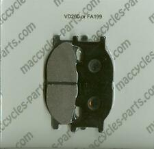 Yamaha Disc Brake Pads XJ6F/N/S 2009-2010  Front (1 set)