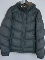 Women Salomon Jacket Puffer Down Filled Warm Winter M UK12 ZEA135