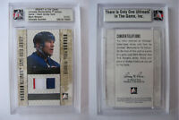 2006-07 ITG Ultimate Mark Messier 1/1 jersey GOLD 1 of 1 rangers