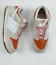 Nike Dunk Low 'Orange Creamsicle' 2007 Release Mens Size 10.5 318020-111 RARE