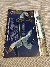 1964 MLB Baseball All Star Game Official Program at New York Mets Shea Stadium!!