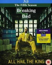 Breaking Bad  Season 5 [Bluray  UV Copy] [Region Free] [DVD]
