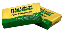 Pure Irish Butter Portions (100)- Lakeland -Individually Foil Wrapped