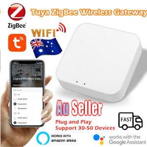 Tuya ZigBee 3.0 Wireless Smart Gateway Hub Smart Home Bridge Smart Life APP AU