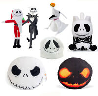 The Nightmare Before Christmas Zero Jack Santa Skellington Poseable Stuffed Toy