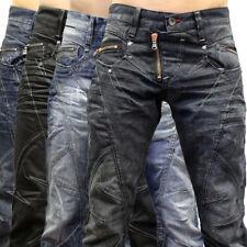 Cipo & Baxx jeans señores regular fit Clubwear straight pantalones original design