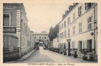 BOURBON-LANCY - Hôtel des Thermes
