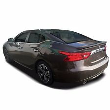 Spoiler PAINTED Wing Factory Sport Style For: NISSAN MAXIMA 2016-2017