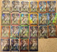 JARED GOFF 2019 Prizm Rainbow Collection (22 card lot) - /10 /15 /25 Rams