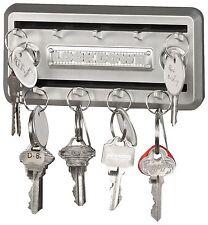 Lockdown 222188 Gun Vault Safe Key Hanger Holder Rack W Tags Organizer Door