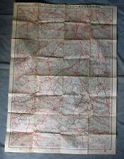 Carte guide CAMPBELL n° 10 Auvergne